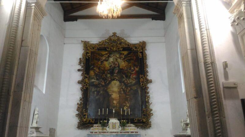 Completati i lavori di un restauro conservativo dentro la Chiesa di San Francesco d'Assisi