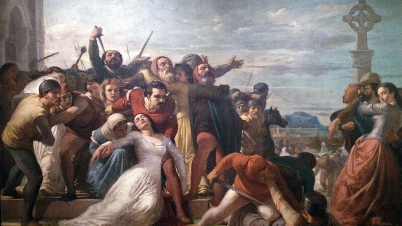 Un passato da non dimenticare: oggi ricorre l'anniversario dei Vespri Siciliani