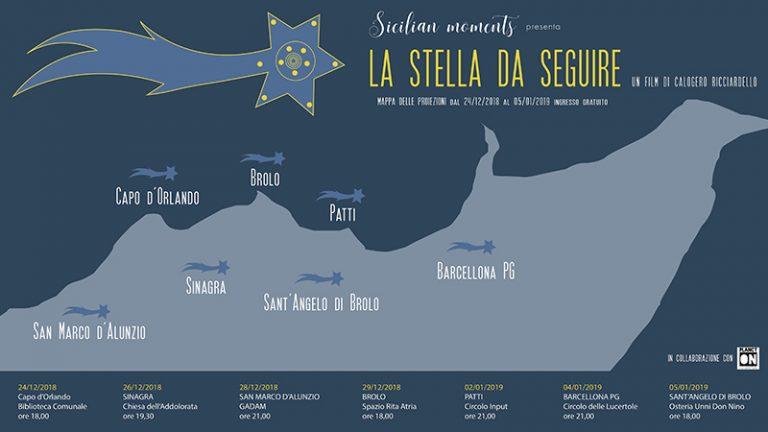 """Si conclude un magico tour per """"La Stella da Seguire"""", il docufilm ricco di sicilianità"""