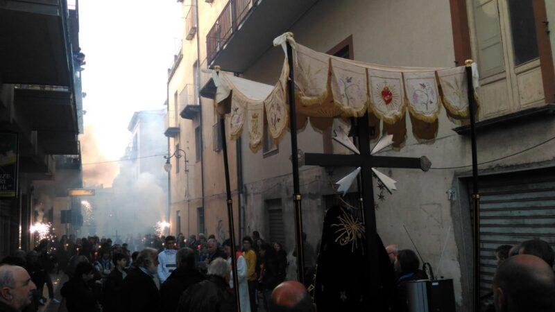 La tradizione del Venerdì Santo a Sant'Angelo di Brolo
