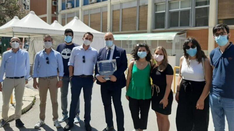 La Consulta Giovanile Regionale dona materiale sanitario al Policlinico di Palermo