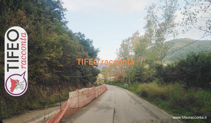 5 febbraio 2019: frana sulla strada a scorrimento veloce Sant'Angelo di Brolo/Gliaca di Piraino. Quando si interverrà?
